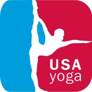 USA Yoga Logo