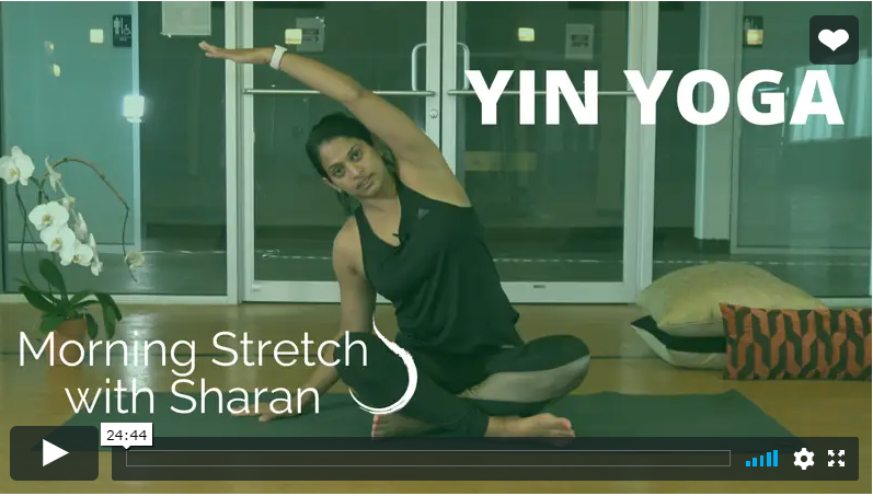 Sharan Yin Yoga